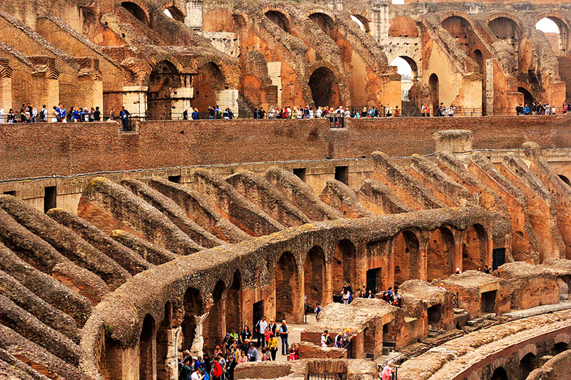 Colosseum; Rome; Italy; architecture; Roma; uasatish; outdoor;