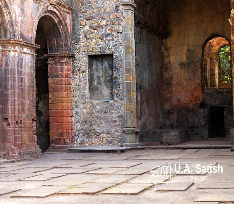 Vasai Fort; India; Mumbai; outdoor; architecture; uasatish; https://uasatish.com; church;