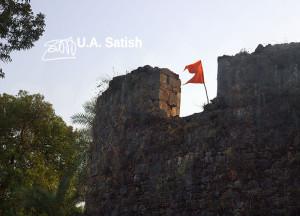 Vasai Fort; India; Mumbai; outdoor; architecture; uasatish; https://uasatish.com;