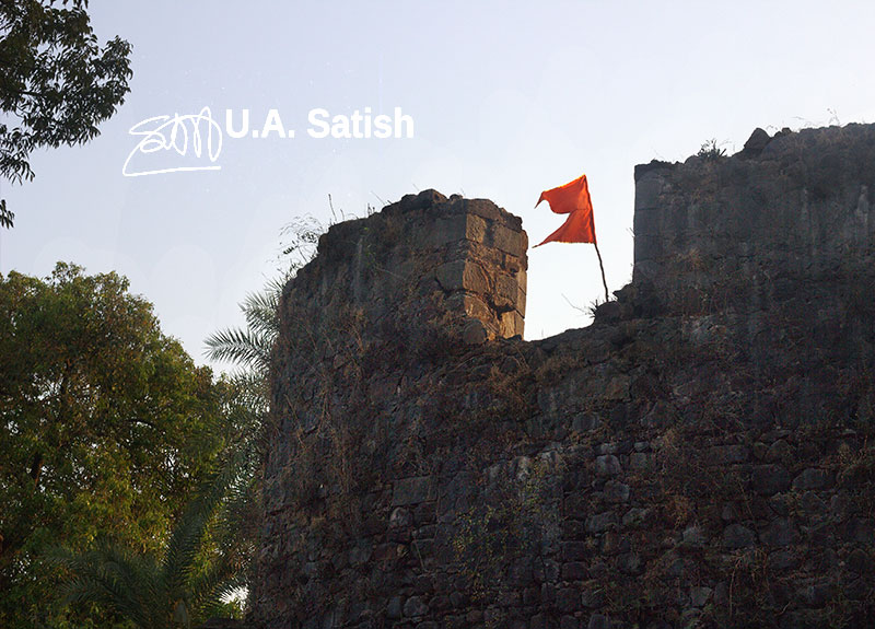 Vasai Fort; India; Mumbai; outdoor; architecture; uasatish; https://uasatish.com;