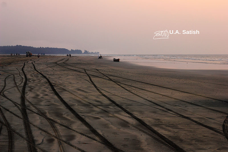 Kalamb Beach; India; Mumbai; outdoor; uasatish;
