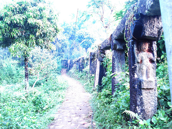 Thirunelli Temple; Thirunelli; Kerala; India; temple; uasatish; Wayanad; aquaduct;