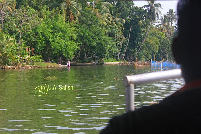 Alappuzha; Kerala; India; kayal; travel; India; uasatish; outdoor;