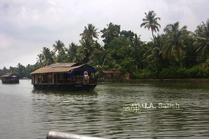Alappuzha; Kuttanad; Kayal; Kerala; India; outdoor; boat; travel; uasatish;