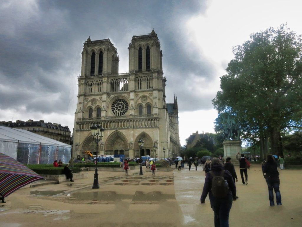 Notre Dame Cathedrale; Paris; France; uasatish; cathedral;