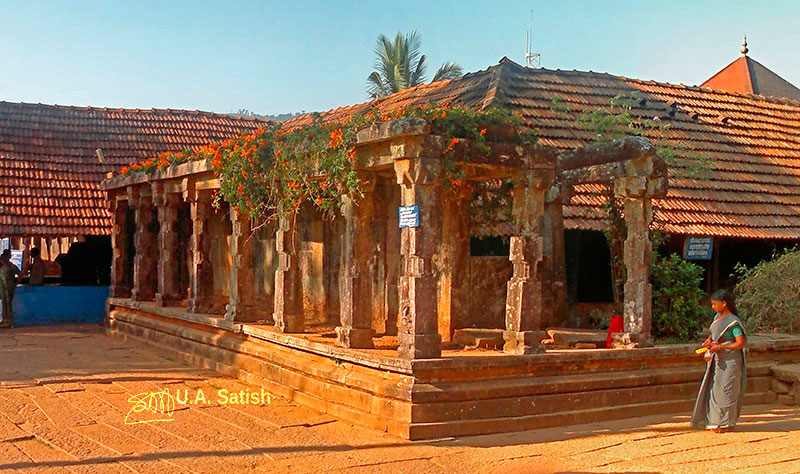 Thirunelli Temple; Thirunelli; Kerala; India; temple; uasatish;