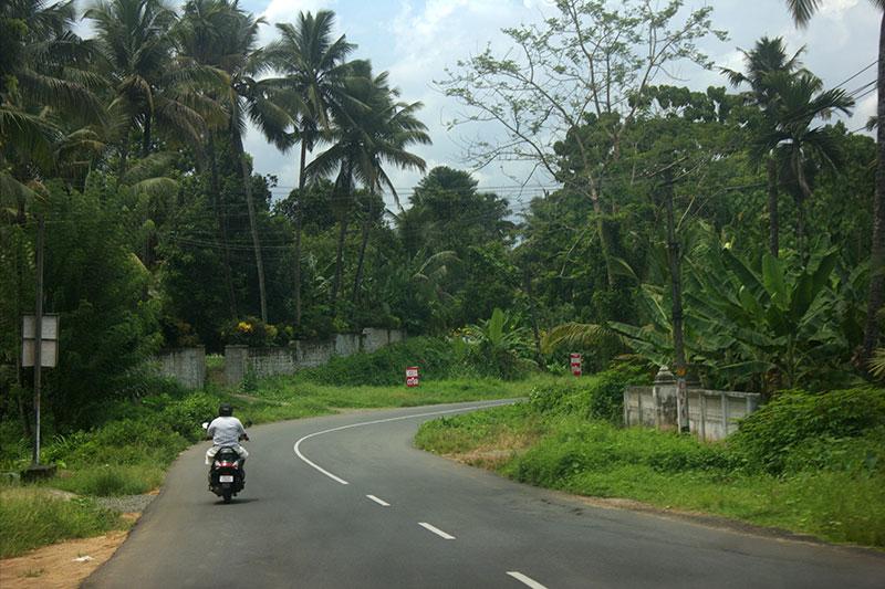 Biker; Munnar Road; outdoor; Kerala; India; travel; uasatish; road; bike;