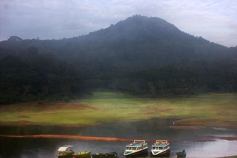 Periyar Lake; Thekkady; Kumily; Kerala; outdoor; travel; India; uasatish;