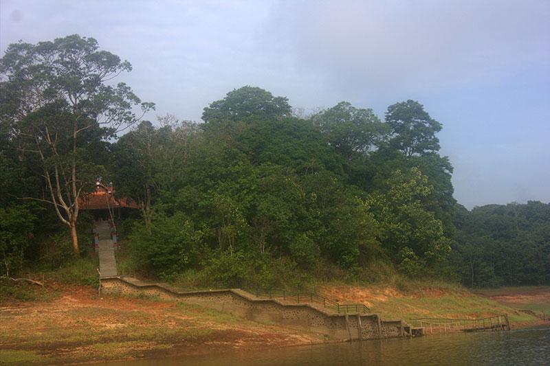 Lake Palace; Periyar Lake; Thekkady; Kerala; India; travel; outdoor; uasatish; India;