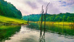Periyar Lake; Kerala; Kumily; uasatish;
