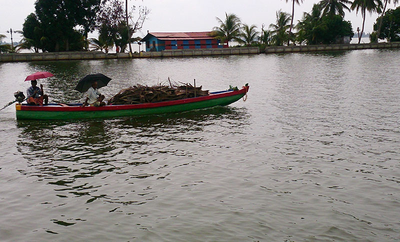 Punnamada Lake; boat; Alappuzha; Kerala; India; outdoor; uasatish;
