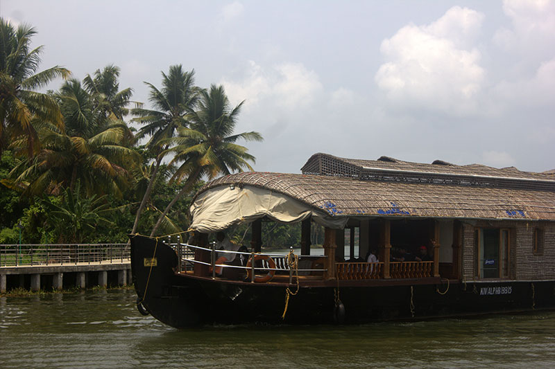 Houseboat; Alappuzha; Kuttanad; Kerala; India; iutdoor; travel; Punnamada Lake; uasatish;