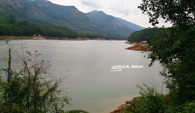 Mattupetty Dam; Munnar; Kerala; India; outdoor; reservoir; travel; uasatish;