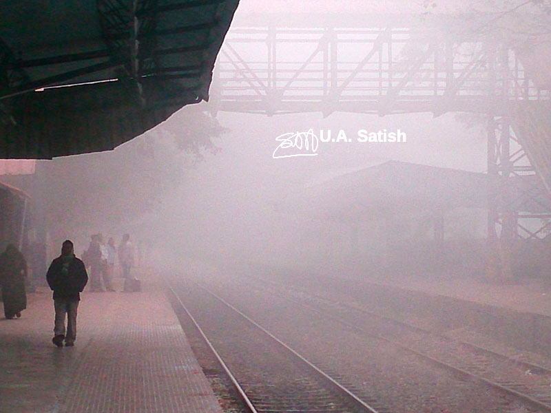Roha, train station, travel, Konkan Railway, uasatish, India, Maharashtra