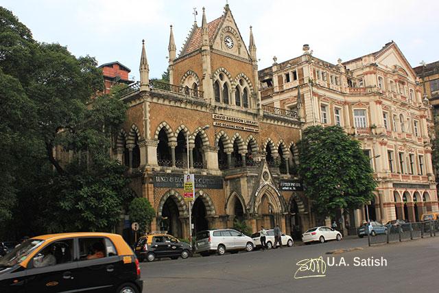David Sassoon Library; Army & Navy building; Mumbai; Bombay; India; architecture; outdoor; travel; uasatish;
