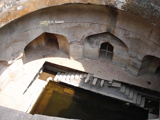 heritage well; Mandu; Madhya Pradesh; India; travel; outdoor; uasatish;