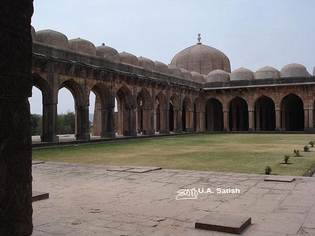 Jami Masjid; Mandu; Madhya Pradesh; India; travel; outdoor; architecture; uasatish;