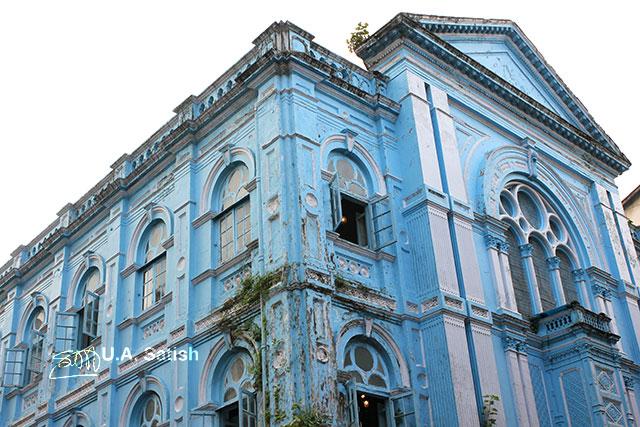 Kenneseth Elliyahoo Synagogue; Mumbai; Bombay; India; architecture; outdoor; travel; uasatish;