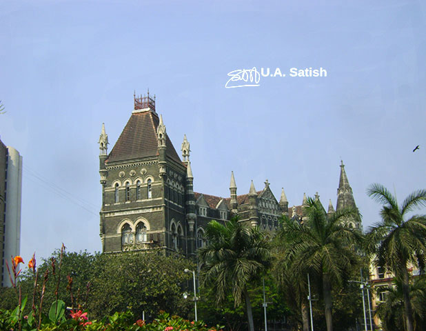 Oriental Building; Flora Fountain; Mumbai; Bombay; India; outdoor; architecture; travel; uasatish;