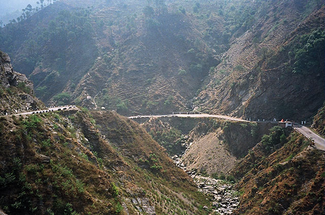 mountain roads; Dalhousie; Himachal Pradesh; India; travel; outdoor; uasatish;