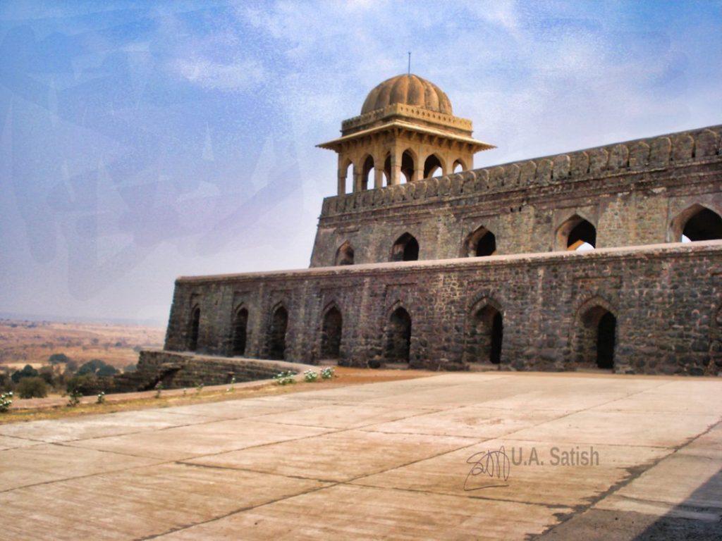Rupmati Pavillion; Mandu; Madhya Pradesh; Malwa; uasatish;