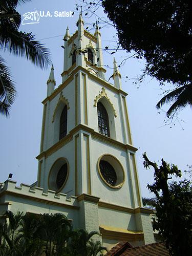 St. Thomas Cathedral; South Bombay; Mumbai; Bombay; India; architecture; outdoor; travel; uasatish;