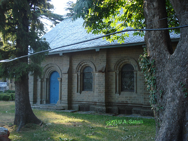 St. John's Church; Dalhousie; Himachal Pradesh; travel; building; architecture; India; outdoor; uasatish; church;