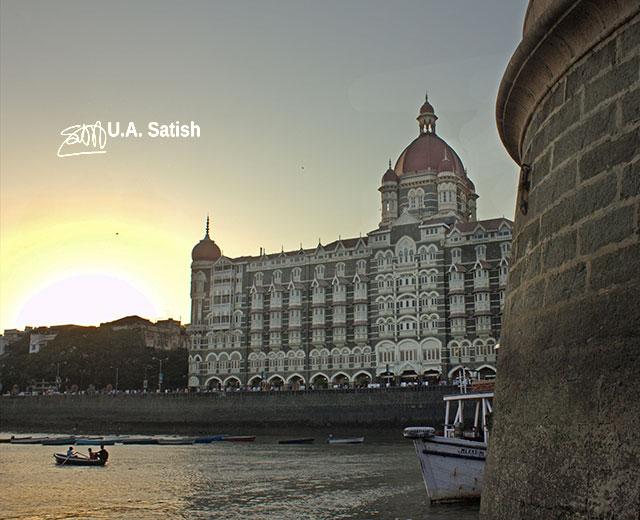 Taj Mahal Palace; Mumbai; Bombay; India; outdoor; architecture; travel; uasatish;