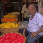flower market; Dadar; Mumbai; India; uasatish;