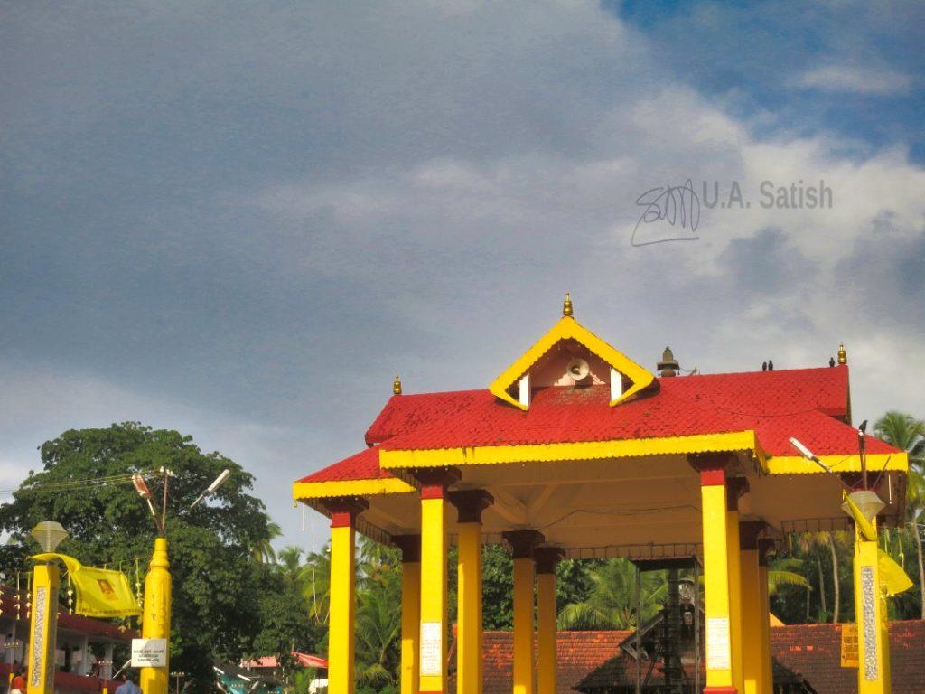 Jagannath Temple; Thalassery; Kerala; uasatish;