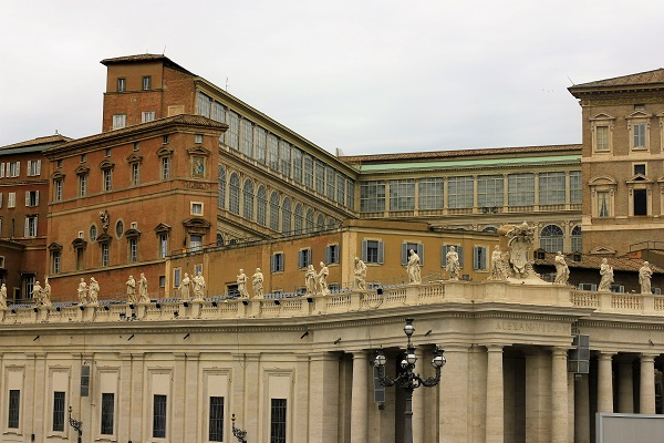 St. Peter's Square; Vatican City; Roma; Italia; outdoor; architecture; travel; uasatish; Rome; Italy; colonnade;
