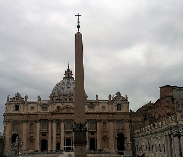 St. Peter's Square; Vatican City; Roma; Italia; outdoor; architecture; travel; uasatish;