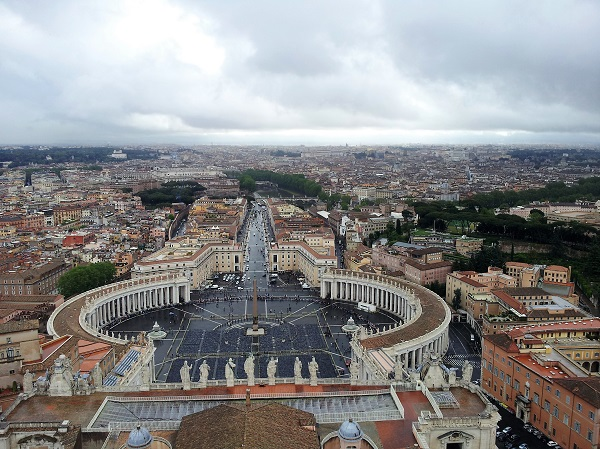St. Peter's Basilica; Vatican City; Roma; Italia; outdoor; architecture; travel; uasatish; Rome; Italy; St. Peter's Square;