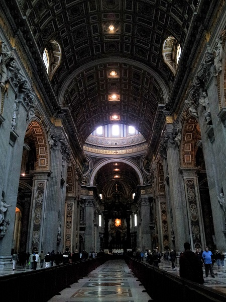 St. Peter's Basilica; Vatican City; Roma; Italia; outdoor; architecture; travel; uasatish; Rome; Italy;