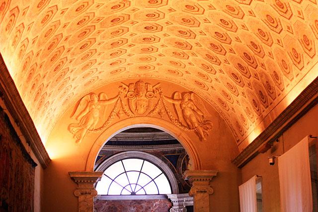 Vatican Museums; Vatican City; Rome; Italy; uasatish; museums; Sistine Chapel; passage;