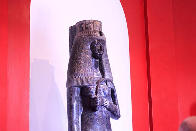 Vatican Museums; Vatican City; Rome; Italy; uasatish; museums; Queen Tuya; sculpture;