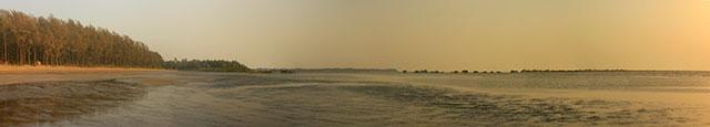 Gholvad; Maharashtra; India; uasatish; outdoor; Bordi beach; sea; sky;