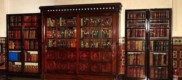 Mumbai CST; UNESCO world heritage site; Mumbai; India; Central Railway; uasatish; bookcases;