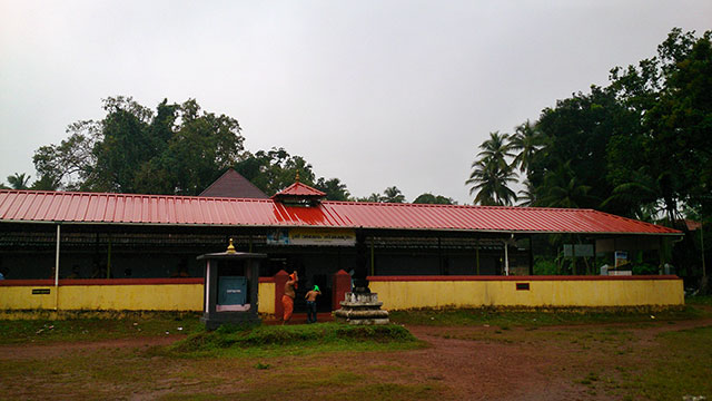 Sree Ramaswamy Temple; Thiruvangad Temple: Thalassery; Kerala; India; architecture; outdoor; uasatish; building; Thiruvangad;