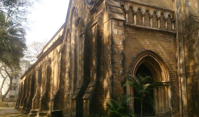 Afghan Church; Colaba; Mumbai; India; church; heritage building; architecture; uasatish; outdoor;