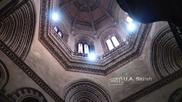 Dome; Mumbai CST; Mumbai; Bombay; architecture; UNSECO World Heritage Site; uasatish; building; India;