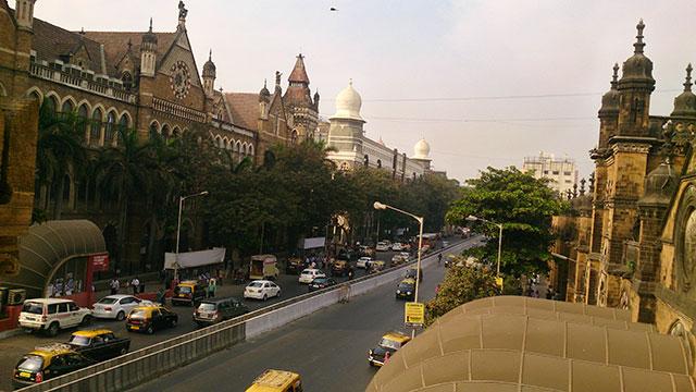 DN Road; Mumbai; India; Bombay; outdoor; uasatish; Mumbai CST Area;