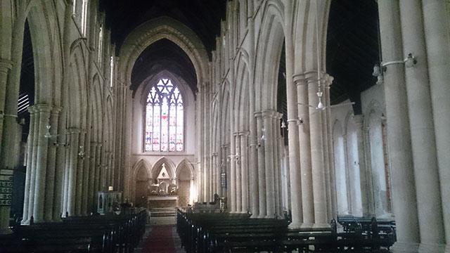 Afghan Church; Colaba; Mumbai; India; church; heritage building; architecture; uasatish;