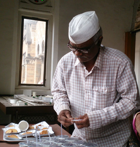 Tea and biscuits; Mumbai CST; heritage lounge; uasatish; Mumbai; India; Bombay;