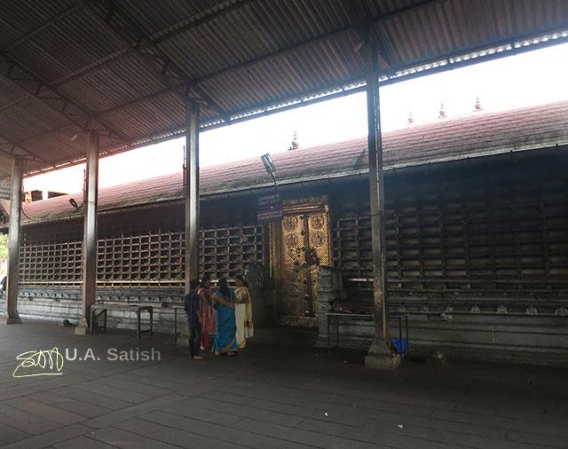 Ambalapuzha; Sree Krishna Temple; Kerala; India; outdoor; uasatish; gate;