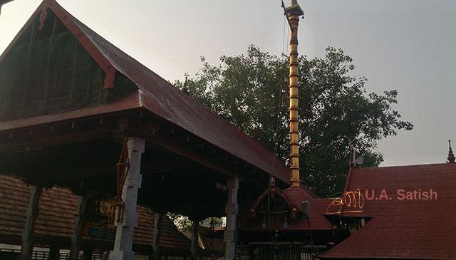 Ambalapuzha; Sree Krishna Temple; Kerala; India; outdoor; uasatish; Kodimaram;