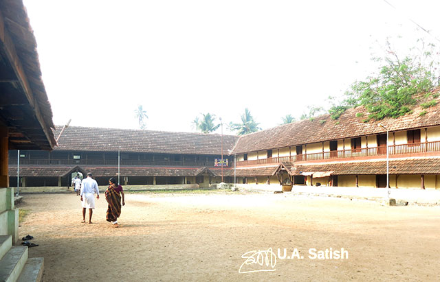 Ambalapuzha; Sree Krishna Temple; Kerala; India; outdoor; uasatish; buildings;
