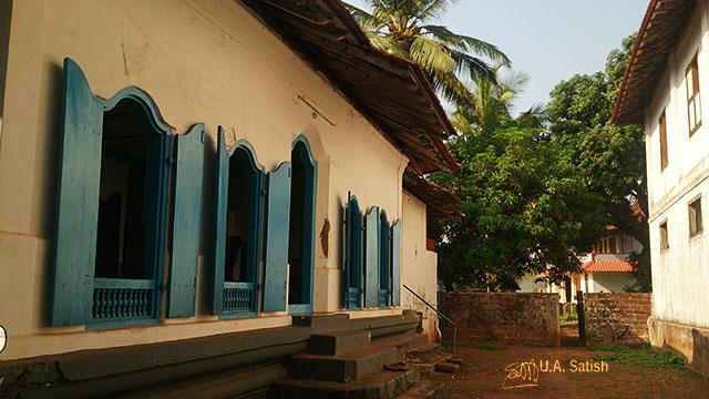 Arakkal Museum; Arakkal Palace; Kannur; Kerala; India; uasatish; Arakkal mosque