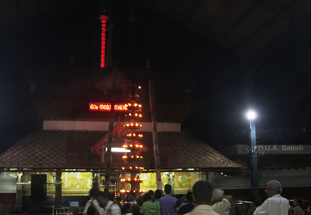 Guruvayur; Kerala; India; uasatish; temple; Sri Krishna;