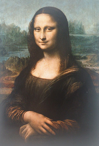 Mona Lisa; paiting; Leonardo da Vinci; Louvre Museum; Paris; France; uasatish;